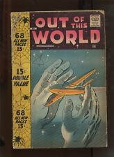 OUT OF THIS WORLD #8 (3.0) DITKO