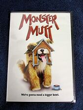 MONSTER MUTT (DVD, 2010) COMEDY Factory Sealed NEW DC12