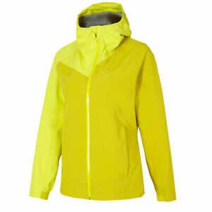 Ziener Light Ladies 3-Lagen Jacket Aqua Shield Neila Citrus 218 New