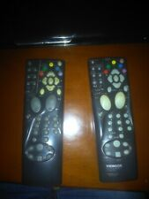 thomson original control tv dvd vcr