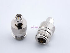 OPEK AT-7824 SMA Male to N Female Connector Adapter - Sold by W5SWL