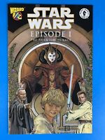 Star Wars Episode I The Phantom Menace Wizard 1/2 (preview of Darth Maul) 🔑🔥🔥