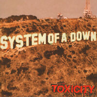 System Of A Down - Toxicity (Vinyl LP - 2001 - EU - Reissue)