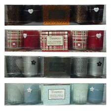 Bougies et chauffe-plats de décoration intérieure vanille