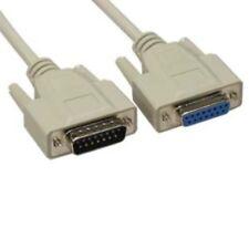 Lot50 6ft Joystick/Midi/Game Port DB15pin Male~Female Extension Cable/Cord$SHdis