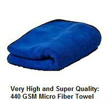 440 GSM Giant Soft Microfiber Towel perfect for Car Care or Cleaning