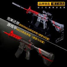 PUBG 1/5 M416 Assault Rifle gun Battlegrounds BattleField4  Assemble metal 21cm