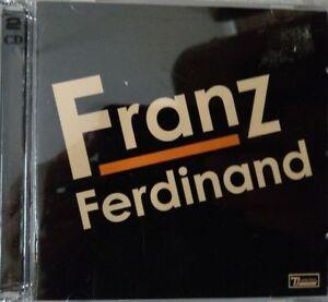 NEW SEALED CD FRANZ FERDINAND MUSIC  MP3 STEREO CAR HOME DVD LIVE CONCERT