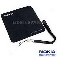 Nokia Carry Strap & Lens Cleaning Cloth for C3 N8 N95 N96 N97 Lumia 710 Asha 200