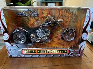 Orange County Choppers 1:6 scale Iron Legends OCC NIP New
