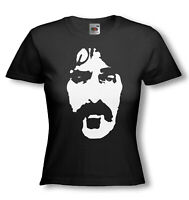 FRANK ZAPPA T-SHIRT - Frank Zappa and the Mothers of Invention - Ladyfit T-shirt