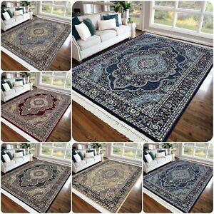 Luxury Oriental Traditional Rugs Hallway Runner mats Bedroom Living Room Carpets