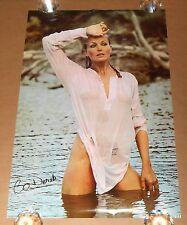"""Bo Derek 1979 Poster Original 28x19 """"Ten"""""""