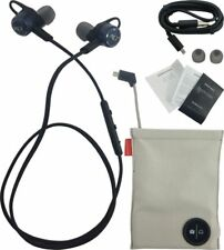 Plantronics BackBeat Go 3 Bluetooth Earbuds - With Charge Case (Blue)