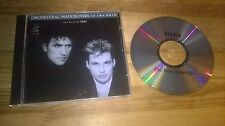 CD Pop OMD Orchestral Manoeuvres In The Dark - Best Of (18 Song) VIRGIN
