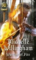 Warrior Of Fire (Warriors of Ireland, Book 2), Willingham, Michelle, Very Good,