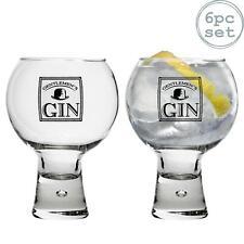 Gin Tonic Glass Large Bubble Alternato Cocktail Glasses 540ml - Gentlemen's - x6