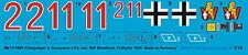 Peddinghaus 0992 1/16 TIGER II 2. comp. NERO ESERCITO CARRO ARMATO abate. 506