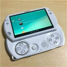 PSP Go PlayStation Portable Go Pearl White PSP-N1000PW Body only Sony Game