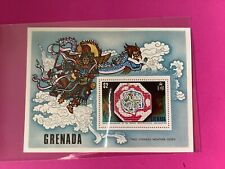 Granada Two Chinese Weather Gods  MNH Stamp Sheet  R40589