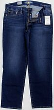 "Lucky Brand Sweet Crop/Capri 26"" Length Dark Wash Stretch Jeans 7WD10307"