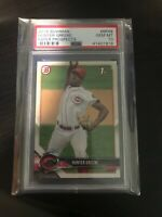 2018 BOWMAN PAPER PROSPECTS #BP48 HUNTER GREENE PSA 💎Mint 10 Cincinnati Reds 🔥