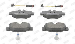 Mercedes W639 Vito, Valente, Viano Rear Brake Pads & sensors NEW A0064204420