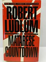 The Matarese Countdown by Robert Ludlum (1998, Paperback)