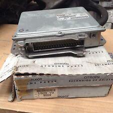 Peugeot 106 306 TU5JP  NEW ECU BOSCH 0261204052 9624935980 1929Y3 NLA genuine