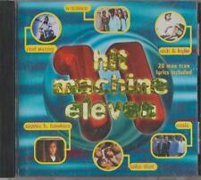 C.D.MUSIC  E182     HIT MACHINE ELEVEN   CD