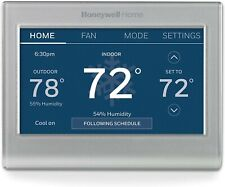 Honeywell WiFi Programable Smart Thermostat Color Changing RTH9585WF