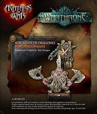 Avatars of War: Dwarf Bör Dragonbane- AOW29 -Warhammer Character