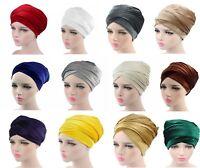 Muslim Women Scarf Hijab Underscarf Turban Inner Hat Chemo Caps Bonnet Headwear
