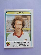 FIGURINA PANINI CALCIATORI STICKERS  N.274 FALCAO ROMA 1980-81 ROOKIE  NEW-FIO