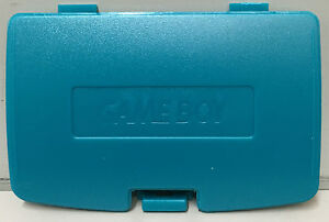 BATTERY COVER BATTERY DOOR TEAL TO SUIT NINTENDO GAMEBOY COLOR GBC