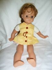 "Vintage~Max Zapf Doll~19""~ West Germany~1986"