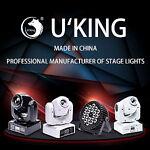pro-stage lights