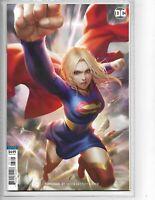 Supergirl #37 // Derrick Chew Variant cover