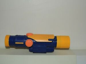 NICE NERF Rifle Scope Dart Gun Toy Part Longshot Blue Mod Replacement Custom