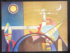 La Grande Torre de Kiev ( Kandinsky ), Kunstdruck 60 x 80 cm