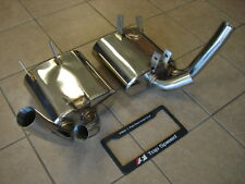 Porsche 997 Carrera S C4S 05-08 Top Speed Pro-1 Performance Exhaust Systems