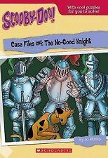No-Good Knight (Scooby-Doo Case Files)-ExLibrary