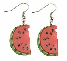 Acrylic Unbranded Drop/Dangle Costume Earrings without Stone