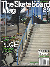 Skateboard Magazine Don Nguyen Anthony Acosta Josh Matthews Joe Tookmanian 2011