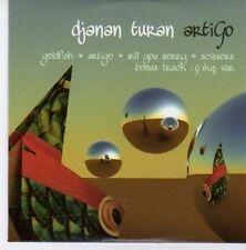 (CE448) Djanan Turan, Artigo - CD