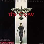 Crow [Score] by Graeme Revell CD in case w/ book