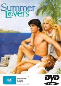 Summer Lovers - Greek Island Santorini Dvd (Classic Film Dvd)