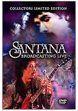 Santana - Broadcasting Live DVD