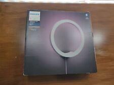 Philips Hue Sana White & Color Ambiance LED Wall Light Round - Bluetooth - White