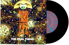 """THIRD EYE - THE REAL THING / BEHOLD THE ANGEL - PROMO 7"""" 45 RECORD PIC SLV 1990"""